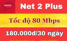 lap net 2 plus viettel hai phong