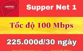 lap super net 1 viettel hai phong
